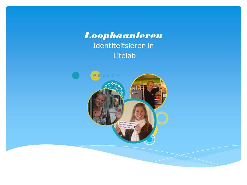 Loopbaanleren Identiteitsleren in Lifelab