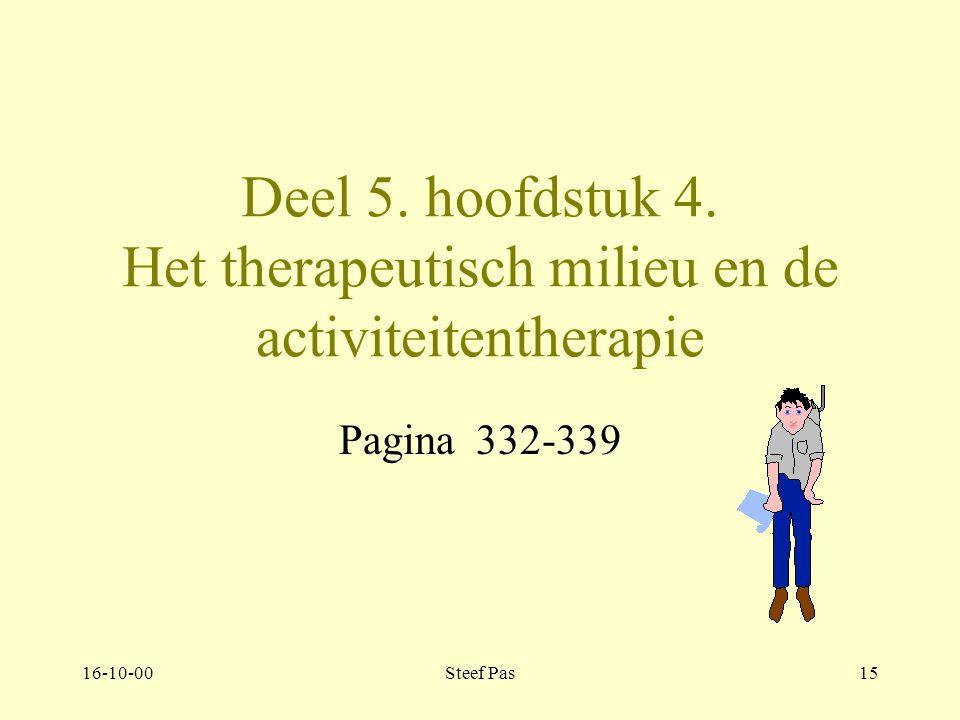 16-10-00Steef Pas14 Deel 5 hoofdstuk 3 Werken met een taakgroep 3.3.