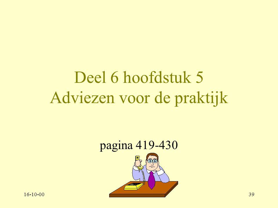 16-10-00Steef Pas38 Deel 6 Management van het therapeutisch milieu.