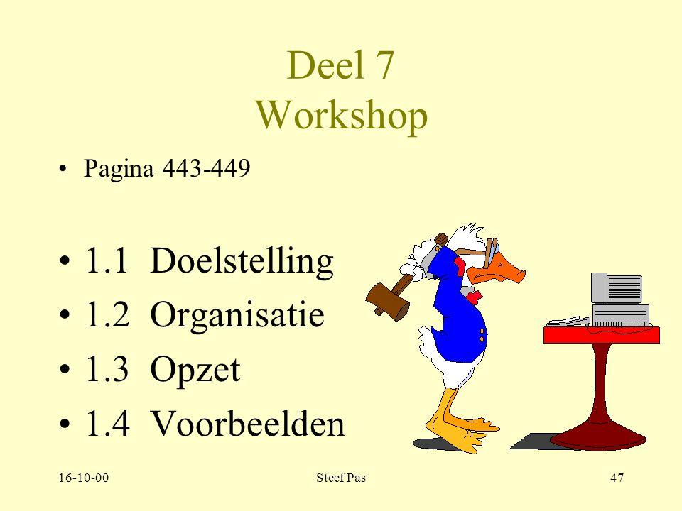 16-10-00Steef Pas46 Deel 7 Workshop pagina 441-450