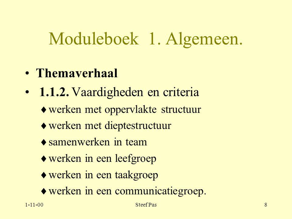 1-11-00Steef Pas7 Moduleboek 1.