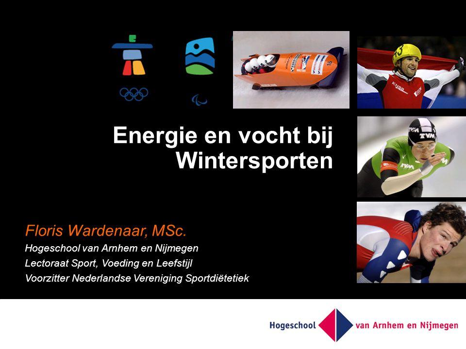 Energie en vocht bij Wintersporten Floris Wardenaar, MSc.