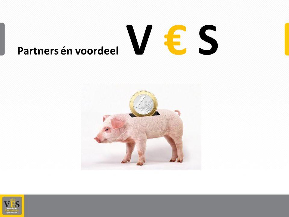 Partners én voordeel V € S