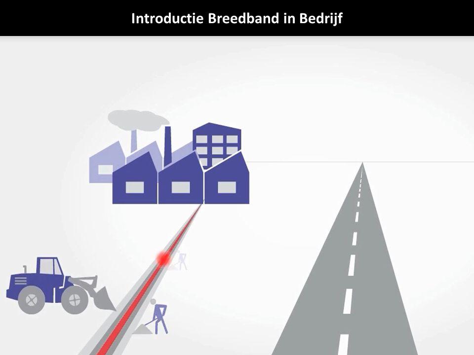 Introductie Breedband in Bedrijf