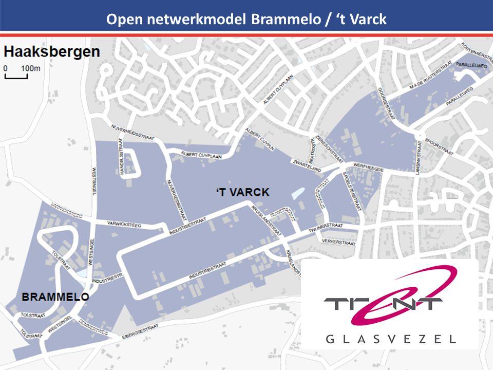 Open netwerkmodel Brammelo / 't Varck