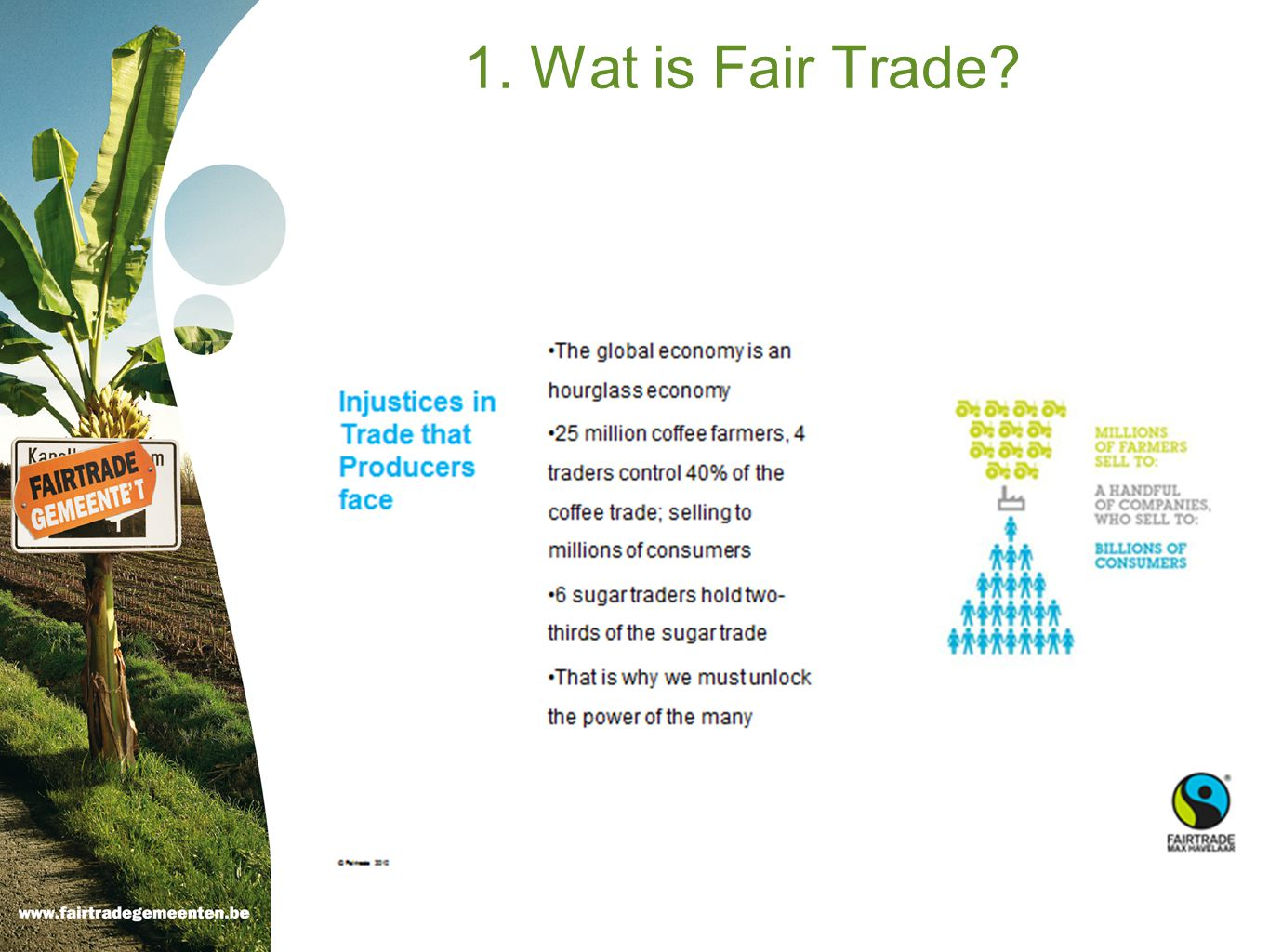 1. Wat is Fair Trade?
