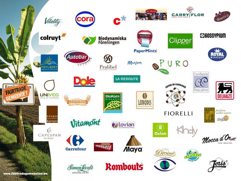8 160 brands with Fairtrade mark in Belgium (2)