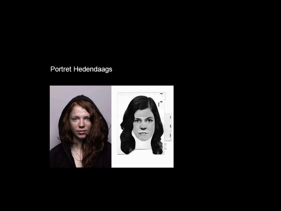Portret Hedendaags