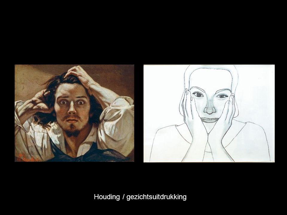 Houding / gezichtsuitdrukking