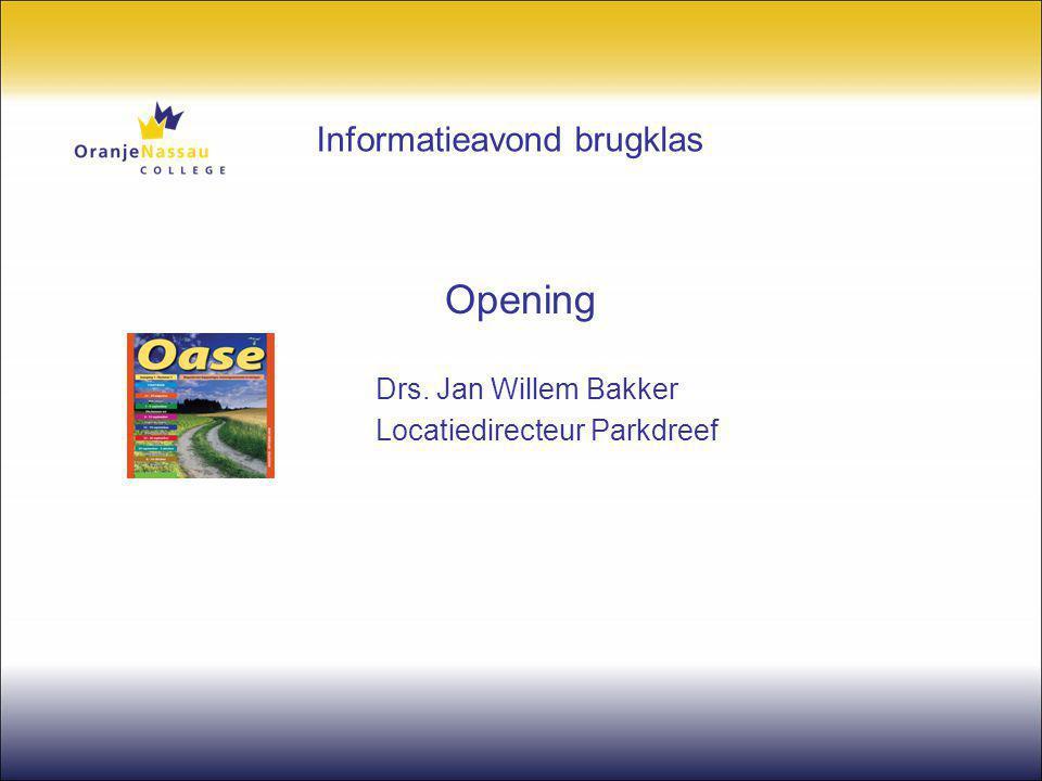Informatieavond brugklas Ouderpanels Heeft u belangstelling om in een ouderklankbordgroep zitting te nemen.