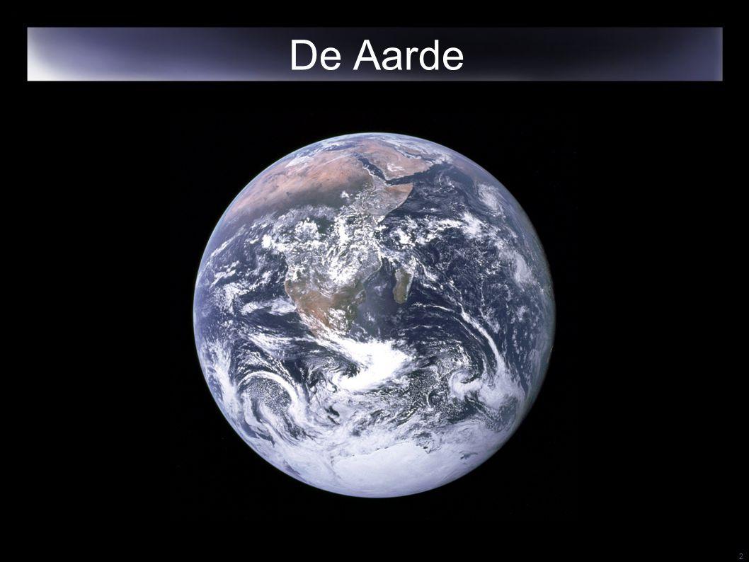 2 De Aarde