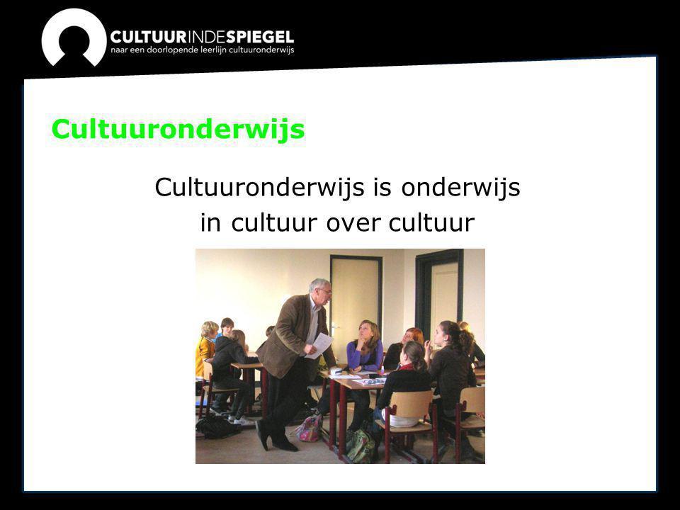 Kunstonderwijs Kunstonderwijs is onderwijs in de verschillende kunstdisciplines over cultuur