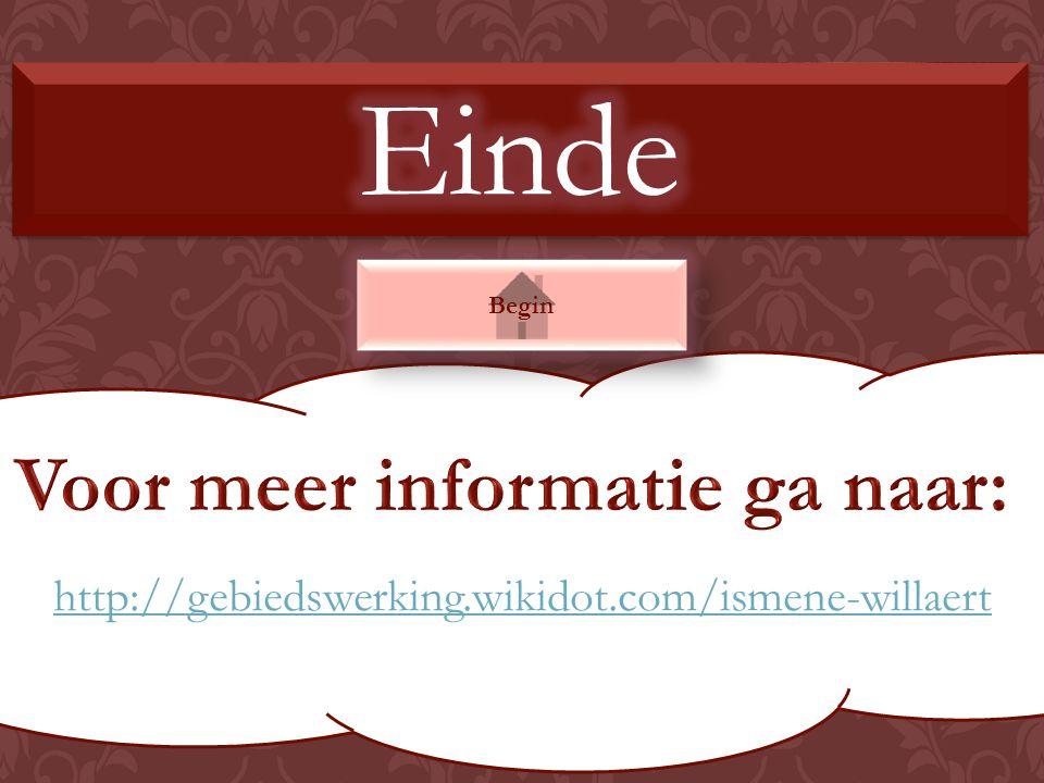 http://gebiedswerking.wikidot.com/ismene-willaert Begin