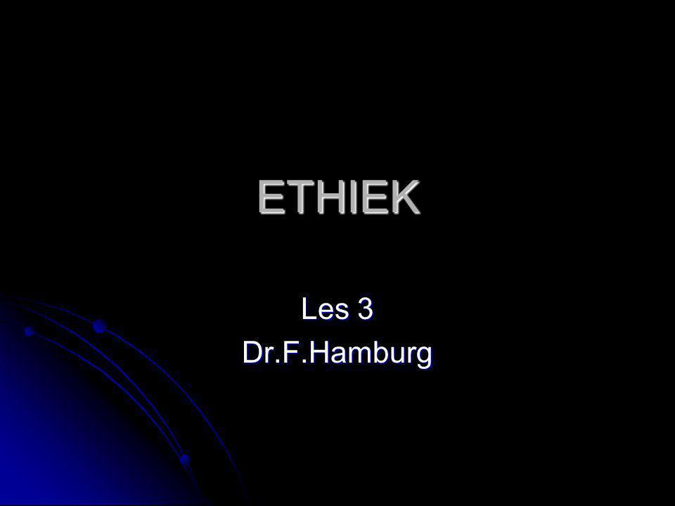 ETHIEK Les 3 Dr.F.Hamburg