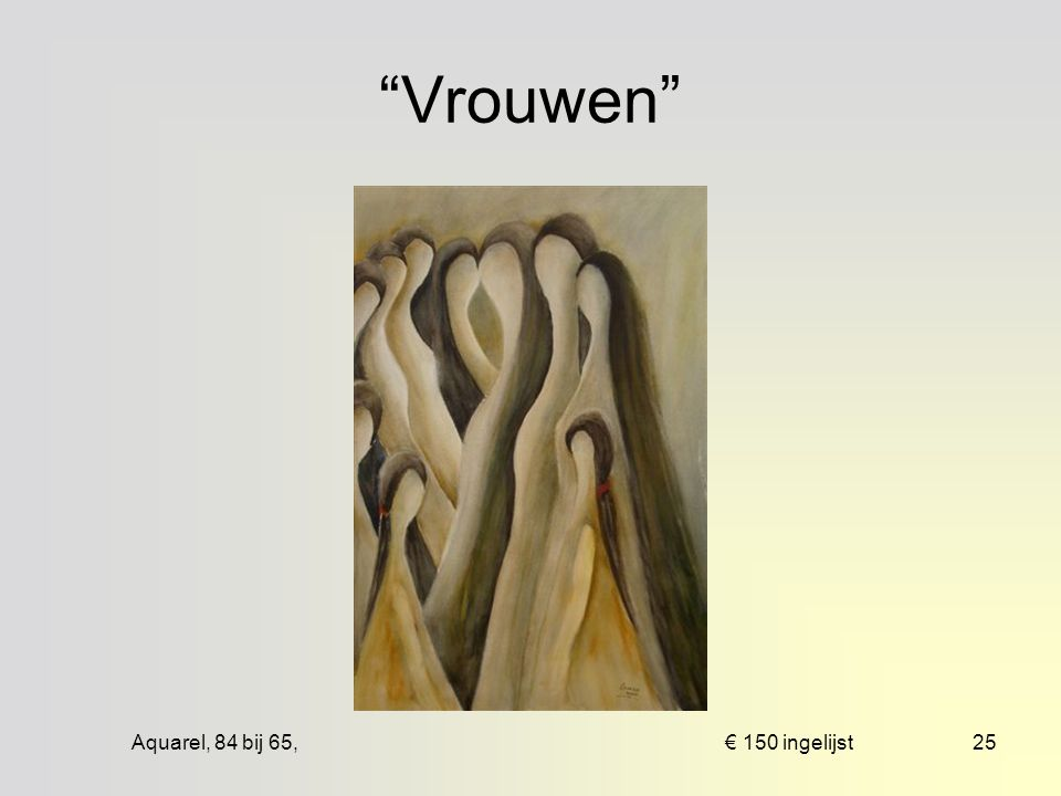 Aquarel, 43 bij 63, € 75 zpp24 In de wind