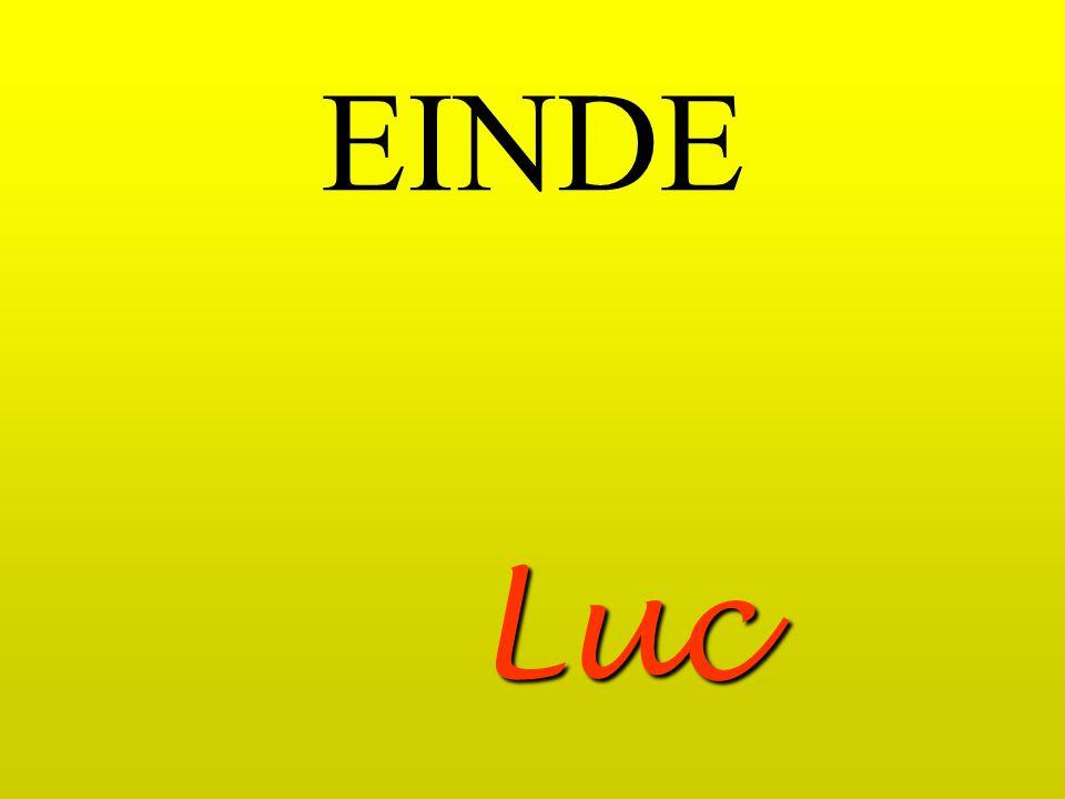 EINDE Luc