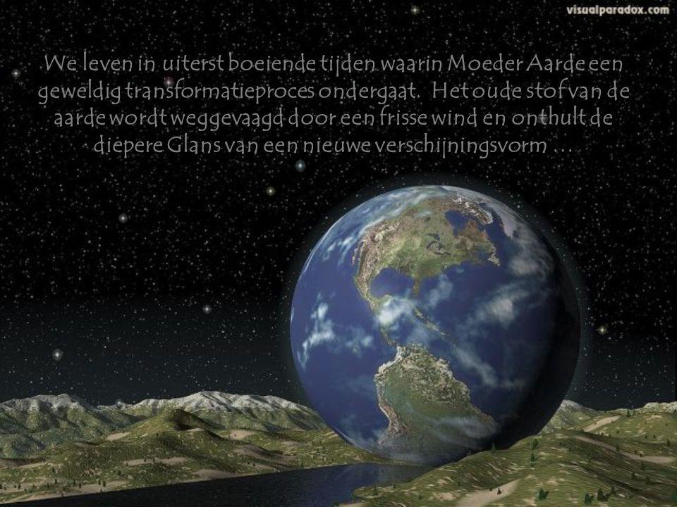 THE EARTH CIRCLE OP WEG NAAR DE NIEUWE AARDE … http://www.newearthconnection.org/