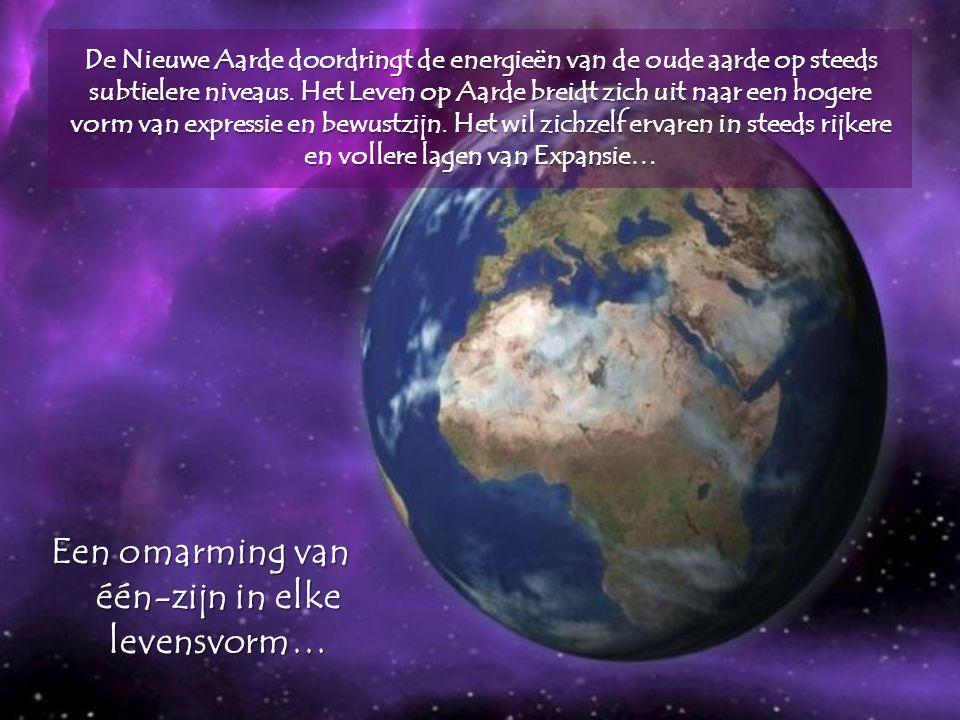 We leven in uiterst boeiende tijden waarin Moeder Aarde een geweldig transformatieproces ondergaat. Het oude stof van de aarde wordt weggevaagd door e