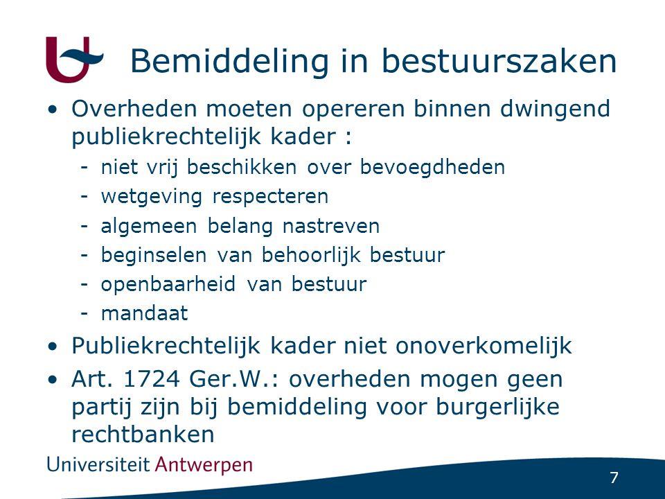 18 Buitenlandse ervaringen V.S Nederland Andere landen
