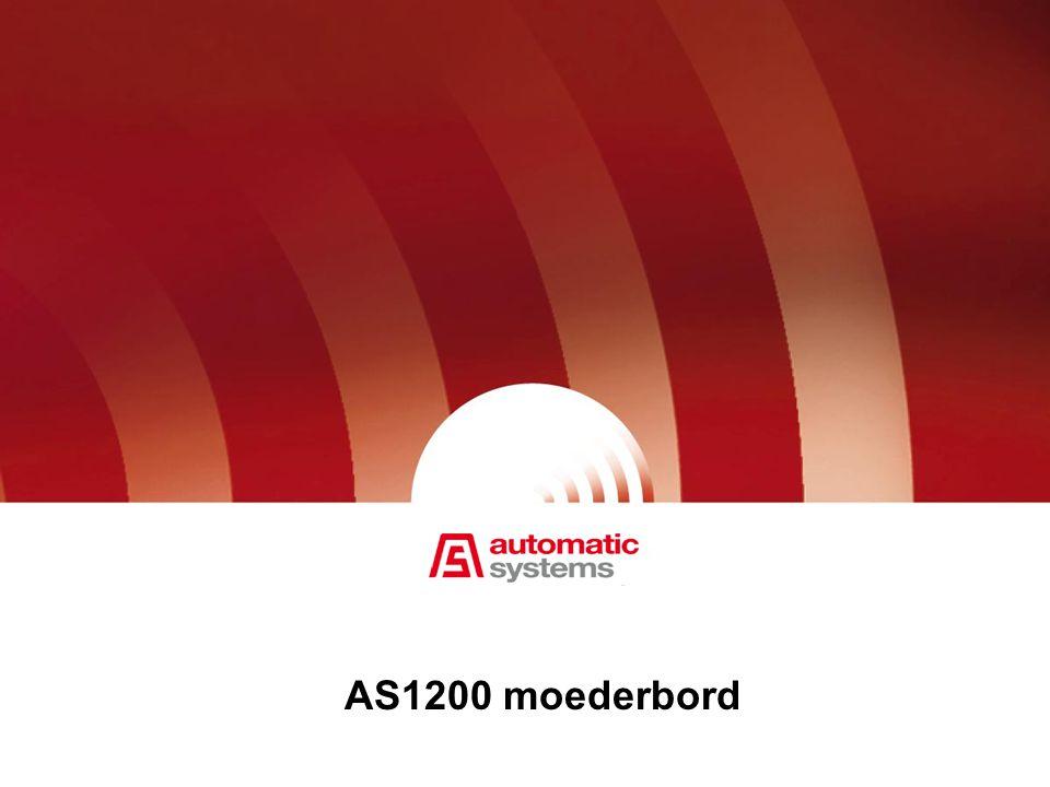 AS1200 moederbord