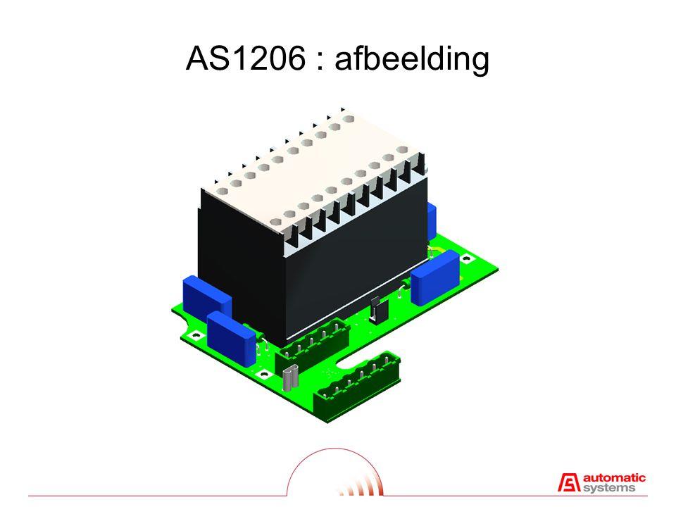 AS1206 : afbeelding