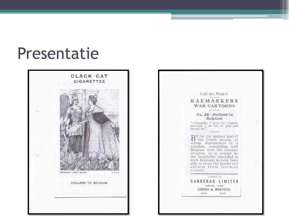 Hoofdvraag beantwoorden Welke 'dubbele houding' nam Nederland tijdens Eerste Wereldoorlog aan?