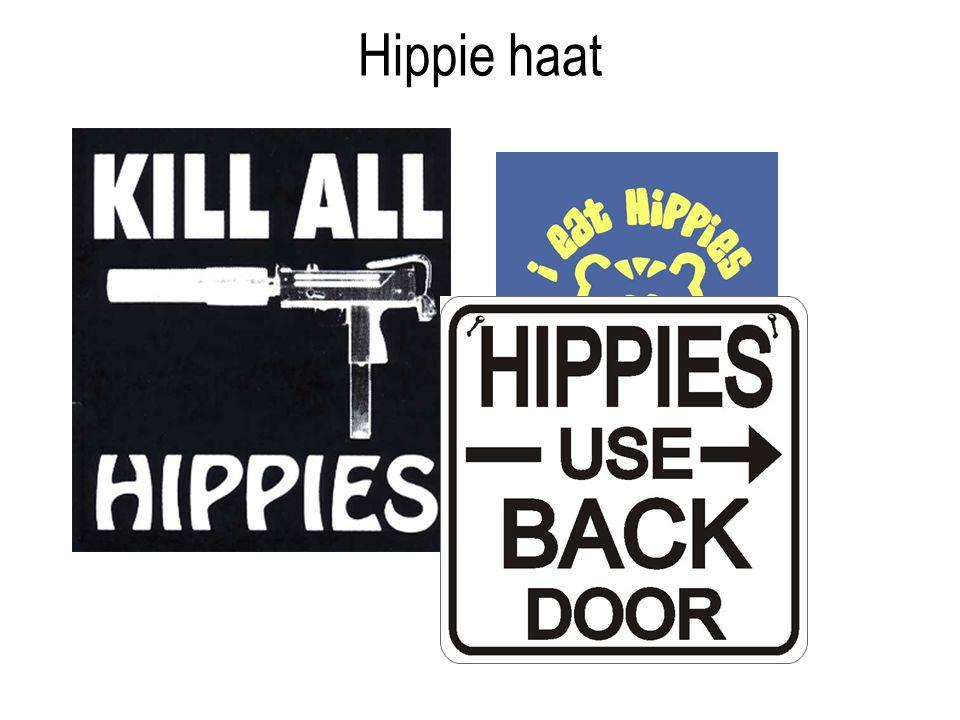 Hippie haat