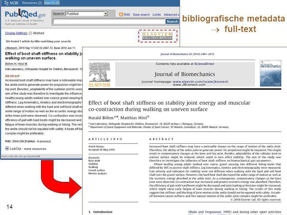 bibliografische metadata  full-text 14