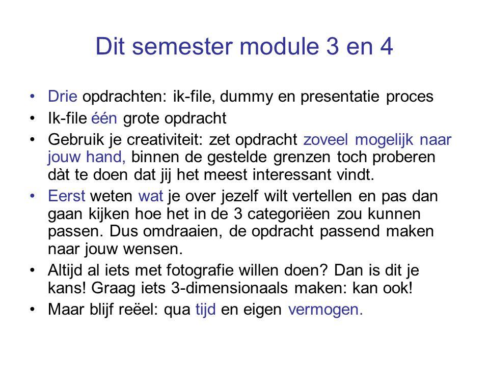 Huiswerk les 3, 2 e semester Onderzoek 1.1b.Identiteit als algemeen begrip Onderzoek 1.1c.