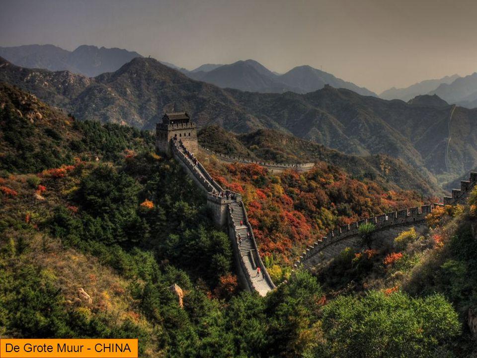 De Grote Muur - CHINA