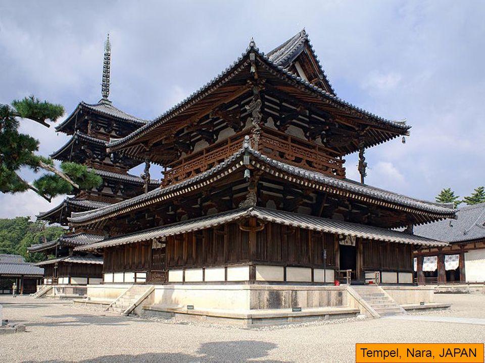 Tempel, Nara, JAPAN