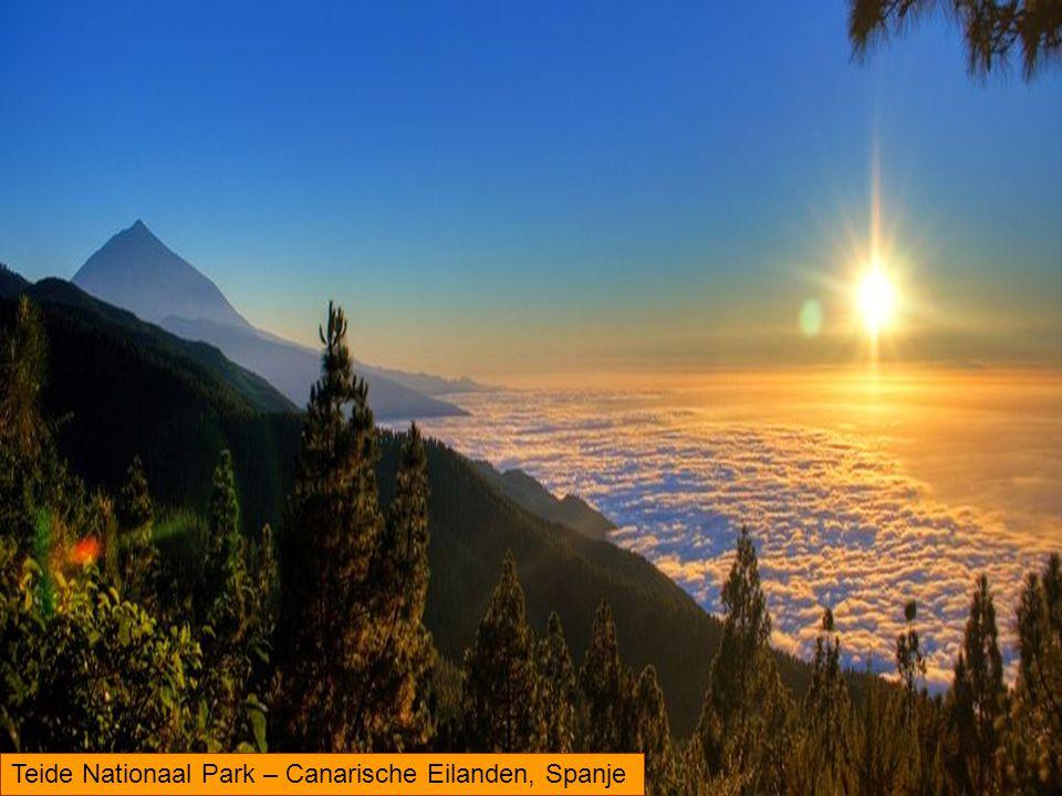 Teide Nationaal Park – Canarische Eilanden, Spanje