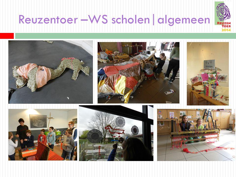 Reuzentoer –WS scholen|algemeen