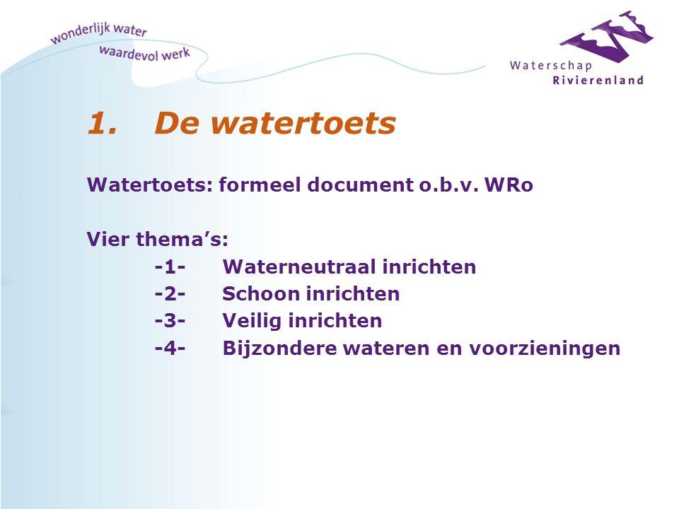 -4- Ontwerpen met water
