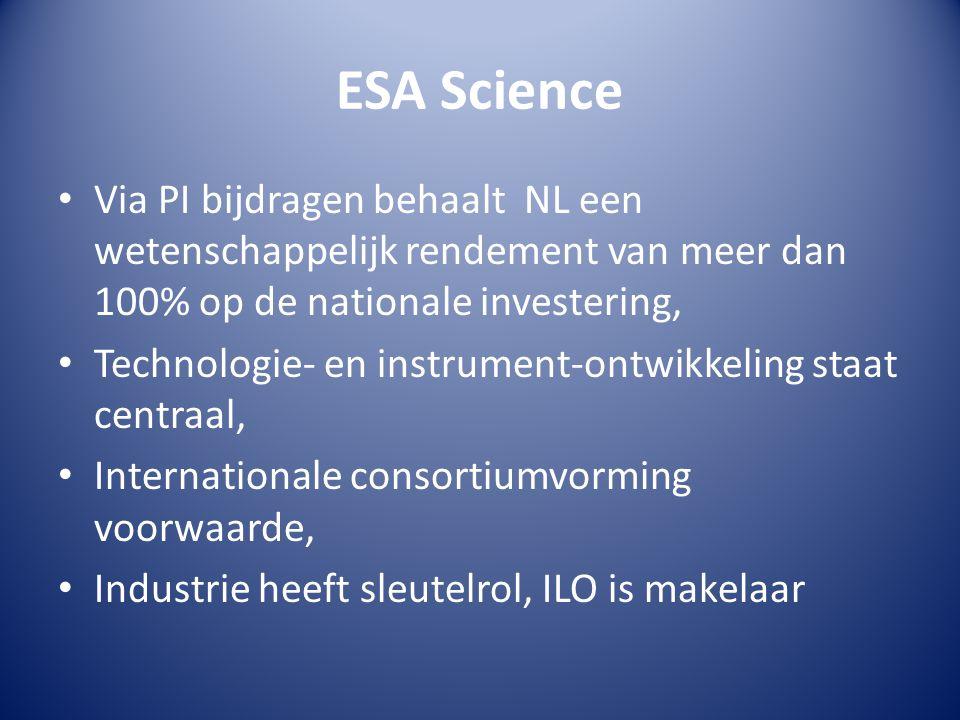 ITER ITER-NL Spin-off: – HIT (Remote handling) – Exploform Magnum PSI Een aantal Nederlandse bedrijven en kennisinstituten hebben al aardig gescoord Vooralsnog hele grote opdrachten uitgegeven, minder geschikt voor het Nederlandse bedrijfsleven (MKB) Nu komen de kleinere en meer high-tech opdrachten met volop kansen voor het Nederlandse bedrijfsleven Met nieuwe directeur Bindslev bij F4E zijn dankzij de ILO's de procurementregels sterk verbeterd ten gunste van MKB en Noordelijke Europese landen