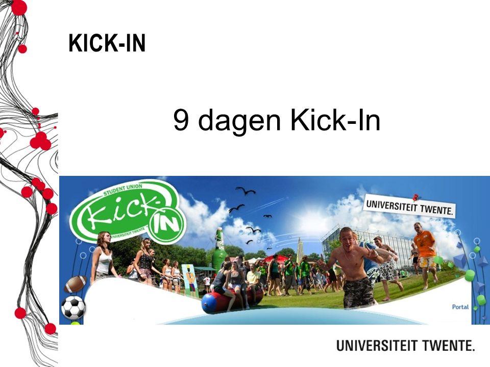 KICK-IN 9 dagen Kick-In