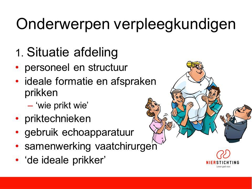 Onderwerpen verpleegkundigen 1.