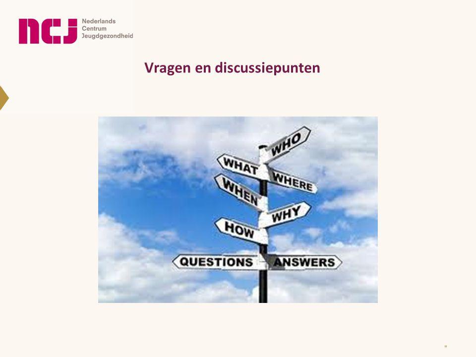 Vragen en discussiepunten *