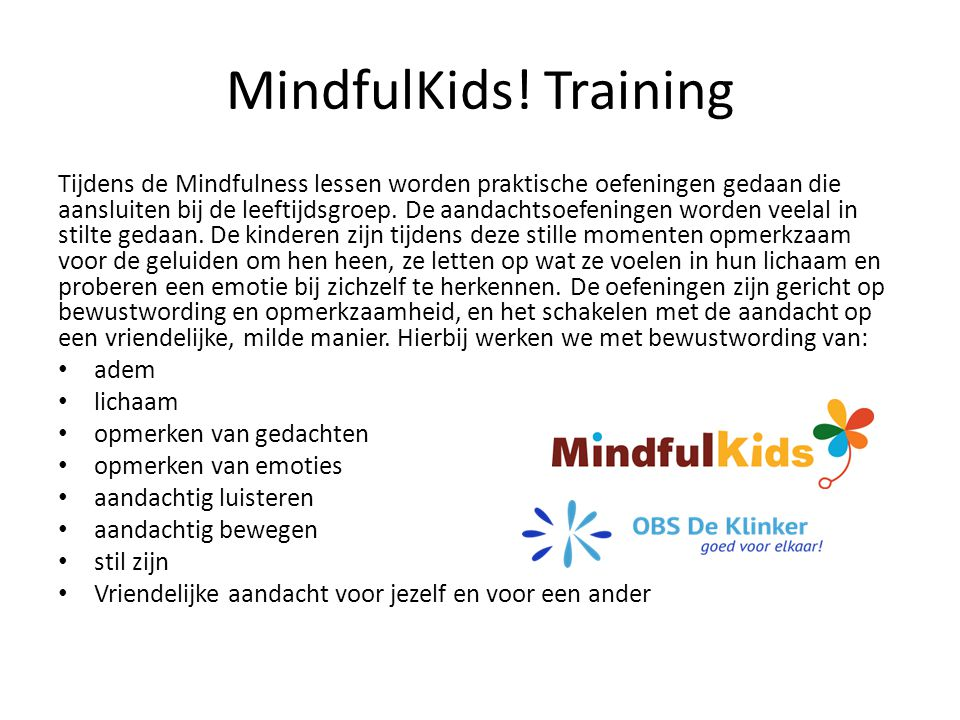 MindfulKids.