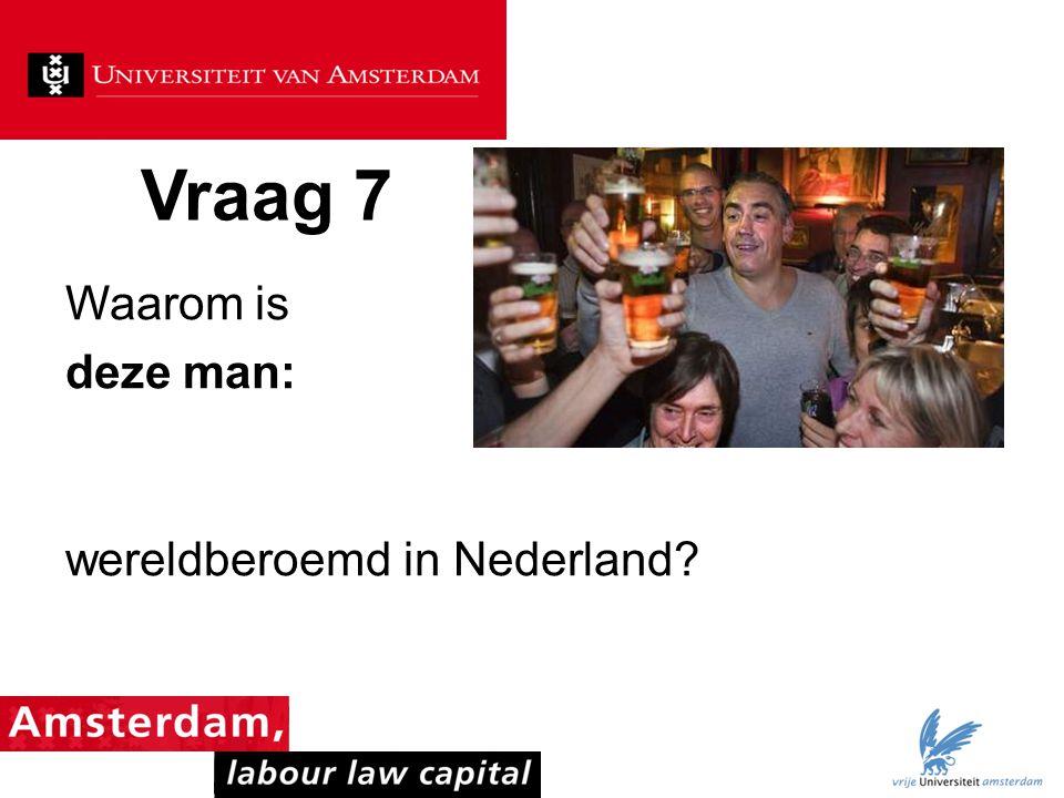 Vraag 48 Huidig recht: Fleur is precies 43 en werkt exact 15 jaar voor haar werkgever (laatste loon: € 3k) als de arbeidsovereenkomst wordt ontbonden op neutrale gronden.