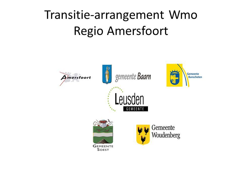 Doel transitie-arrangement: Het organiseren van continuïteit van zorg voor bestaande cliënten in het overgangsjaar 2015 en de nadere uitwerking van de beweging in het sociaal domein