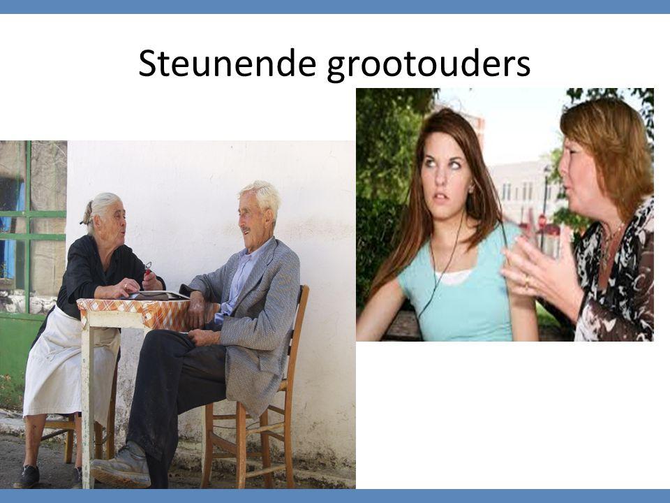 Steunende grootouders