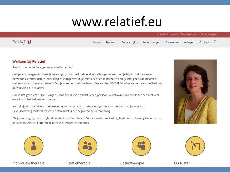 www.relatief.eu