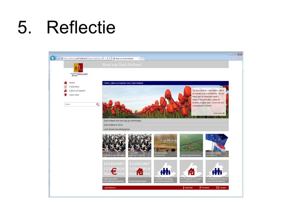 5.Reflectie