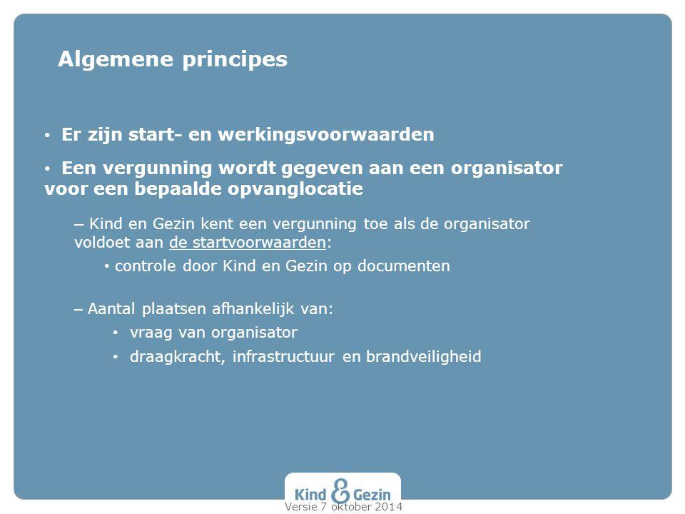De Vlaamse Regering wil dat ouders eenvoudiger en sneller opvang vinden.