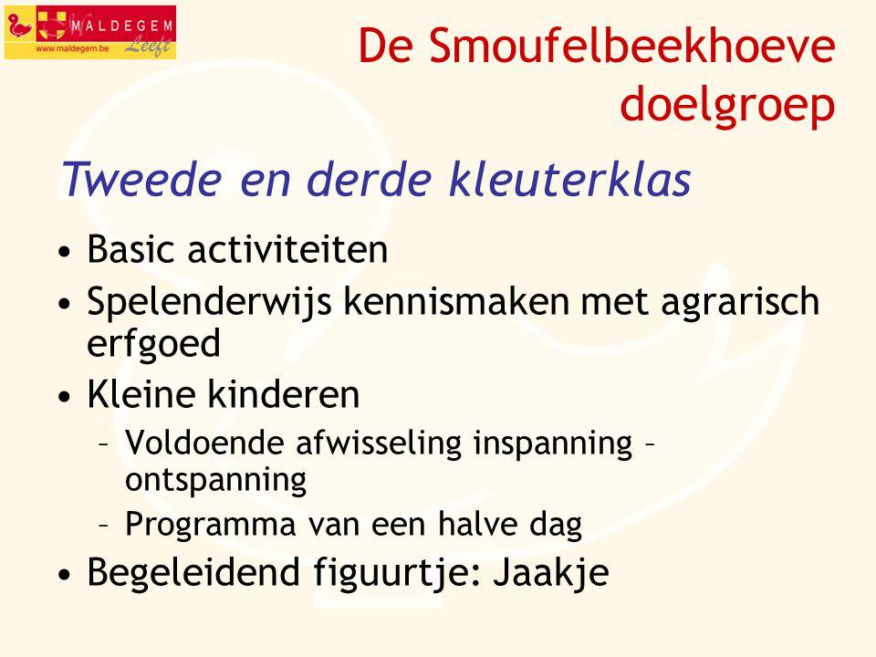 Partnership tussen onderwijs en erfgoedsector Samenwerking met kleuterjuf Jagna Van Waesberghe Lien GoegebeurJagna Van Waesberghe - Geen onderwijsachtergrond - van de oude stempel - kennis van erfgoed - uitgangspunt: erfgoed in de kijker plaatsen -Sterke kennis van het onderwijs - op de hoogte van nieuwe technieken - geen kennis erfgoed - onderwijsdoelen realiseren door erfgoed