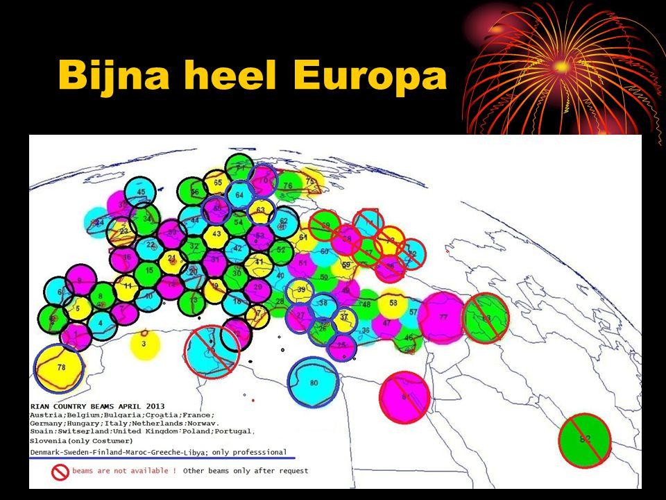 Bijna heel Europa