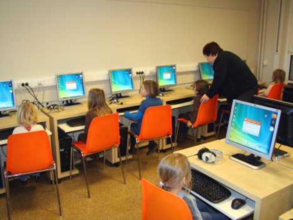 De moderne computerklas De moderne computerklas