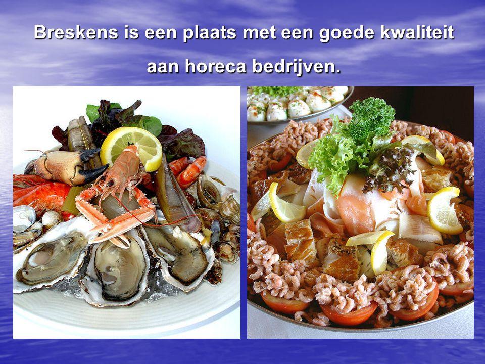 Breskens staat bekend om zijn dolle woensdagen en visserijfeesten