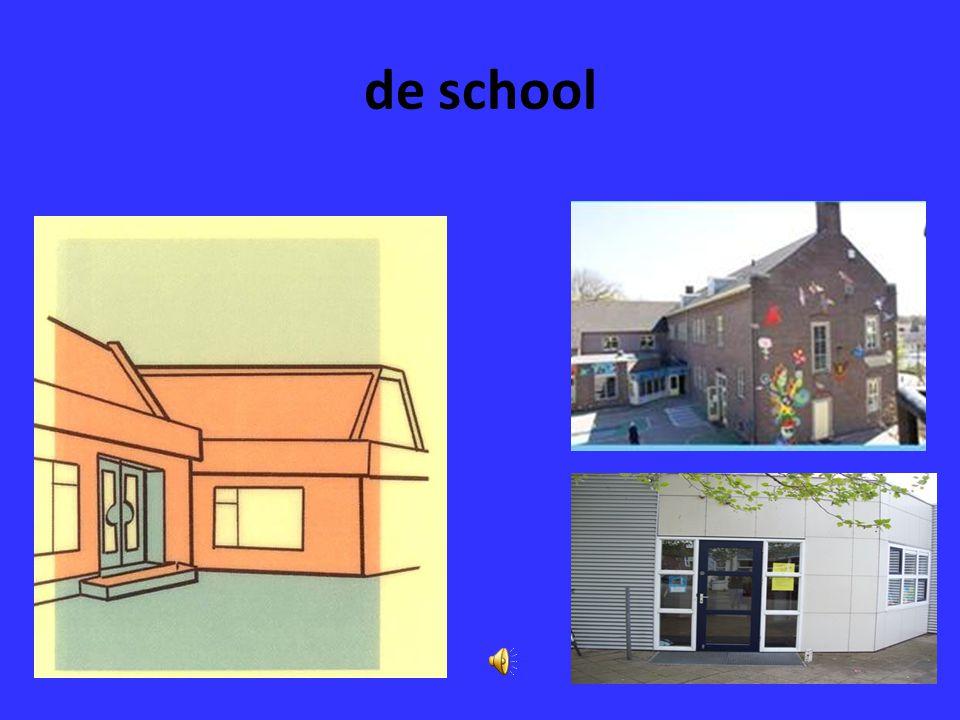 """Mondeling Nederlands cursus 1 thema school Verhaal 1 en 2: Verhaal 1""""Hallo ik ben nieuwe juf"""" Verhaal 2 """"Waar is WC?"""""""